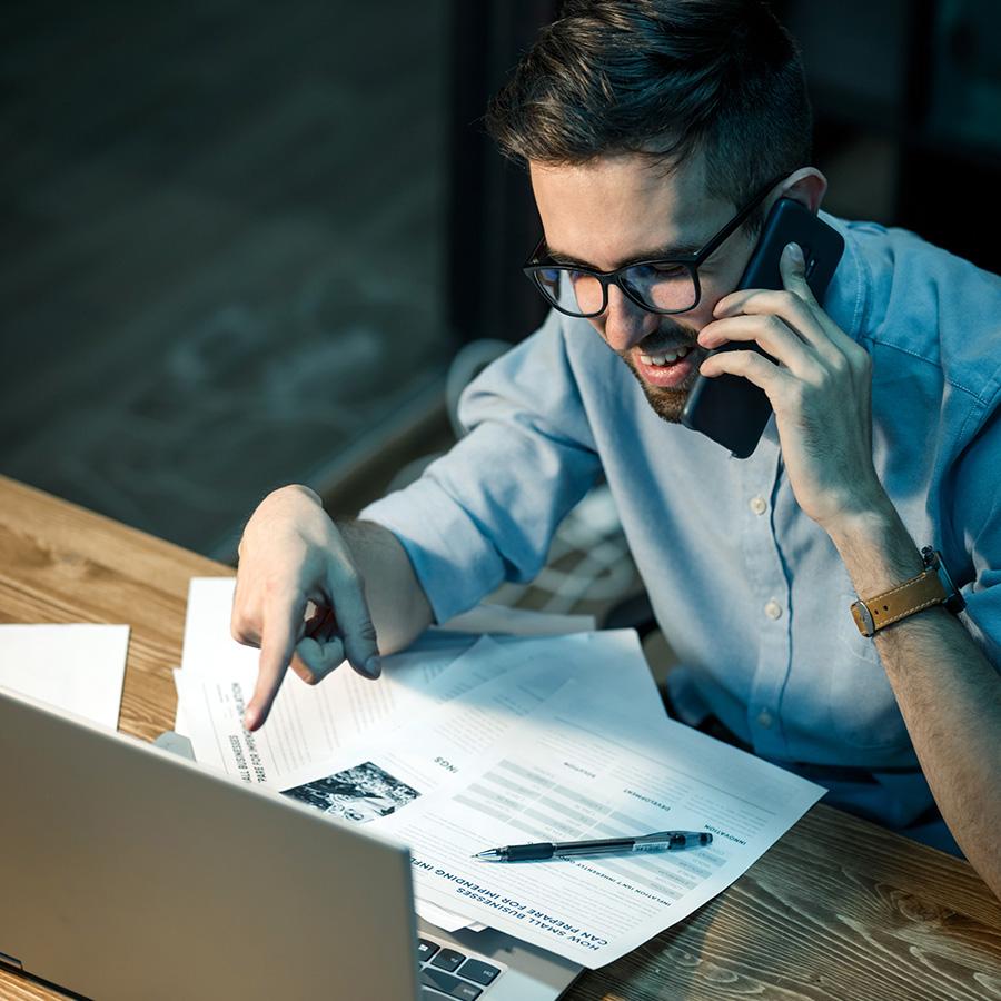 Cum beneficiez de suport daca furnizorul de ERP este din alt oras?