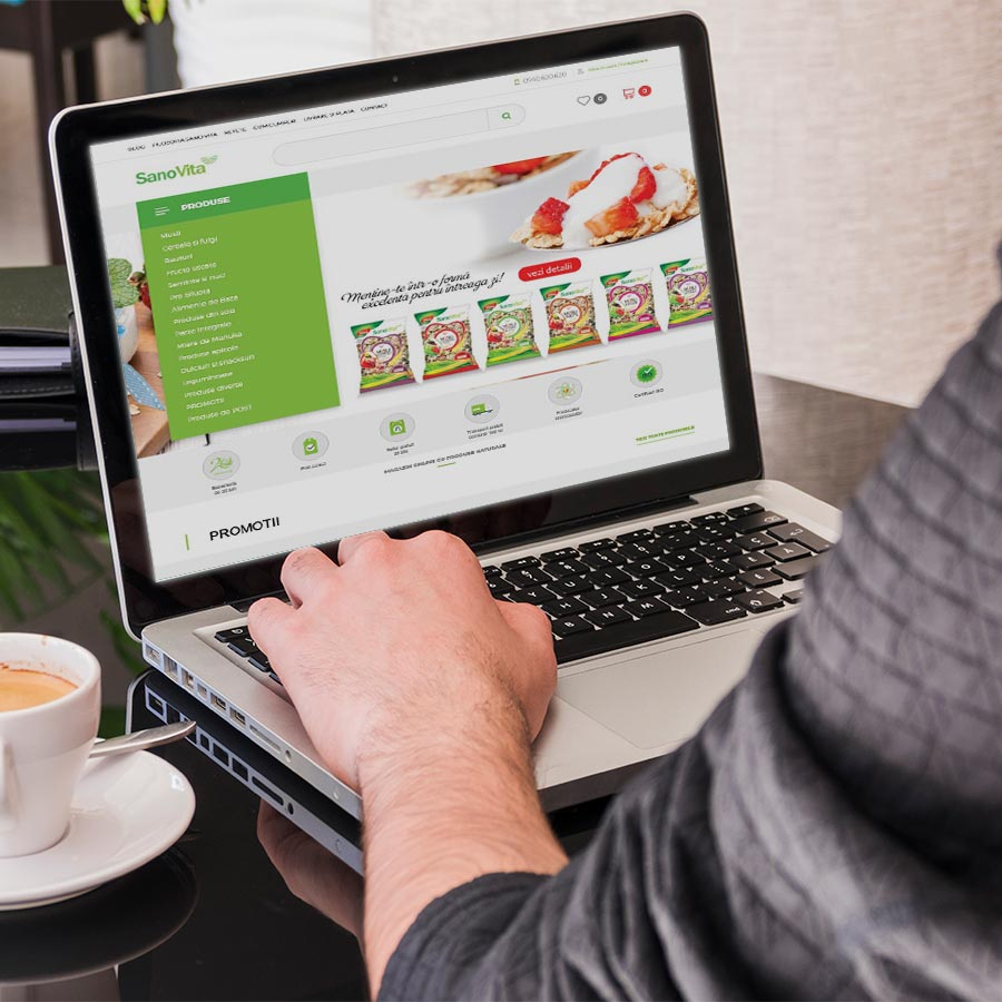 Extinde-ti canalele de vanzare: lanseaza un magazin online!