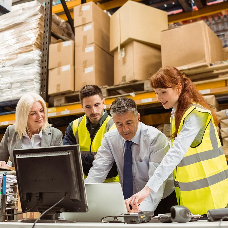 7 probleme aparute in managementul depozitului pe care un WMS le rezolva