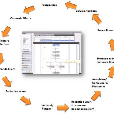 Particularitatile implementarii ERP in distributia selectiva