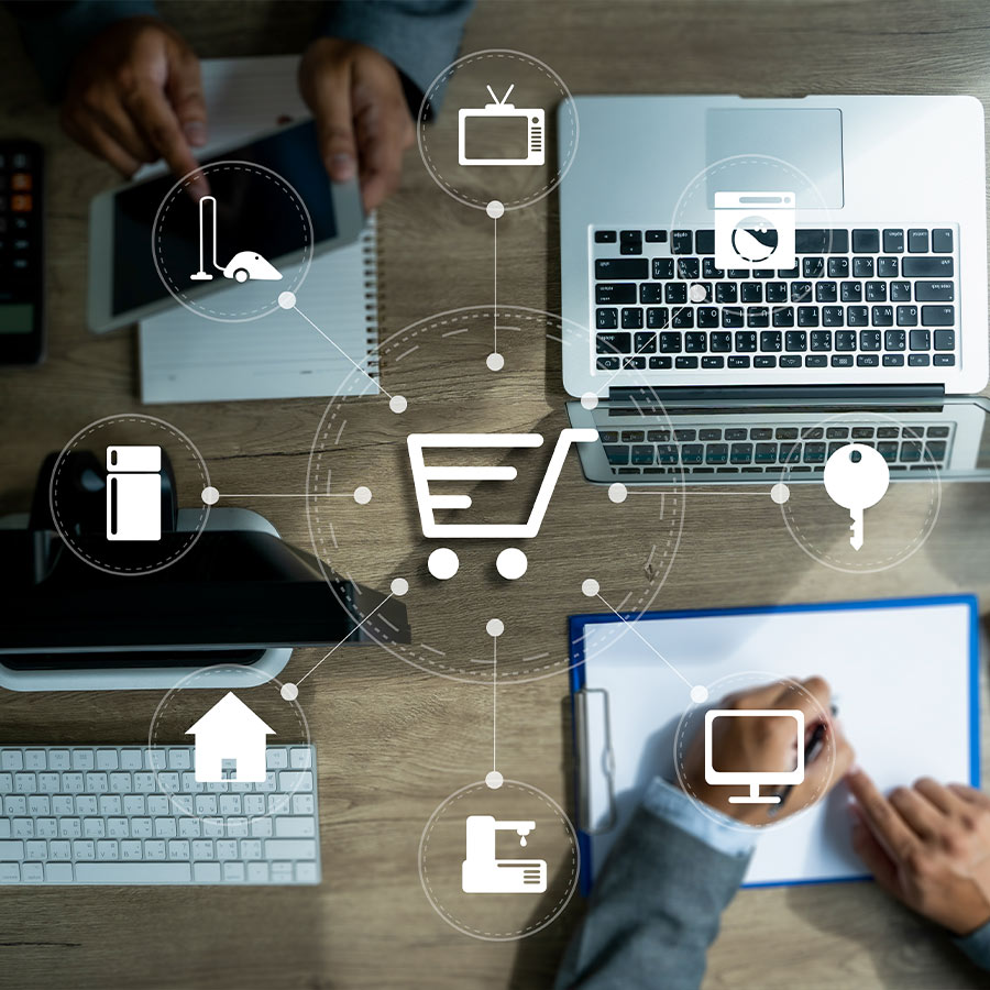 Cum sa ai un magazin online de succes: portal B2C integrat cu sistem ERP