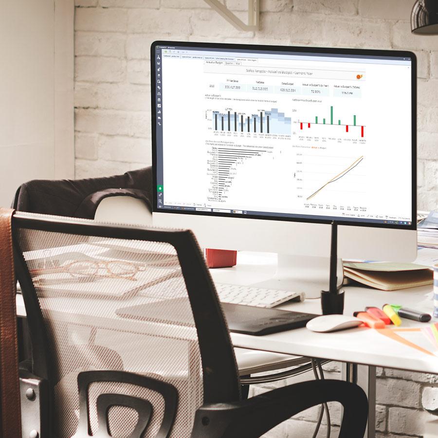 O solutie Business Intelligence te ajuta sa descoperi valoarea adaugata a unui ERP