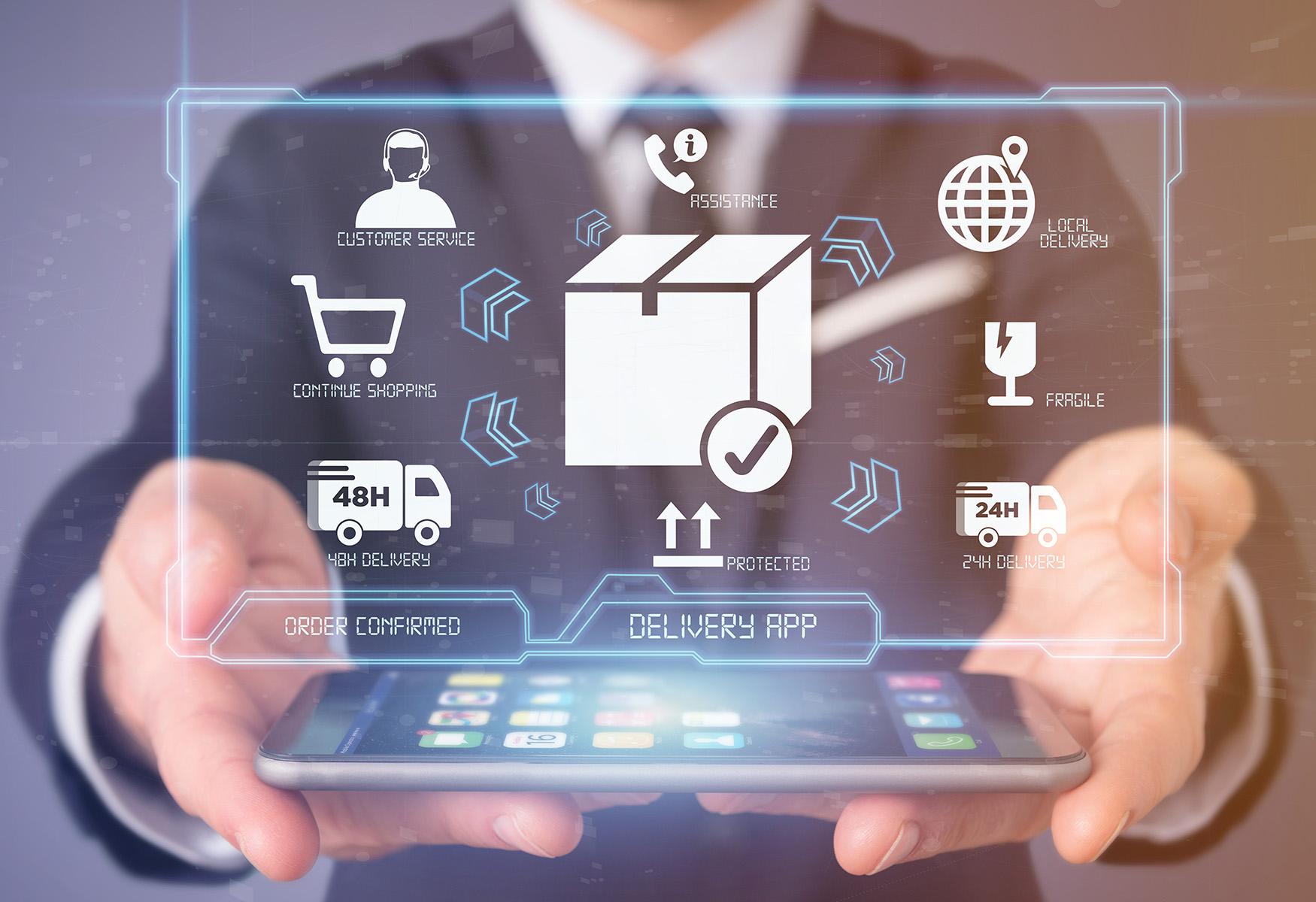 Adaptarea unui WMS la schimbarile dinamice ale strategiei de business