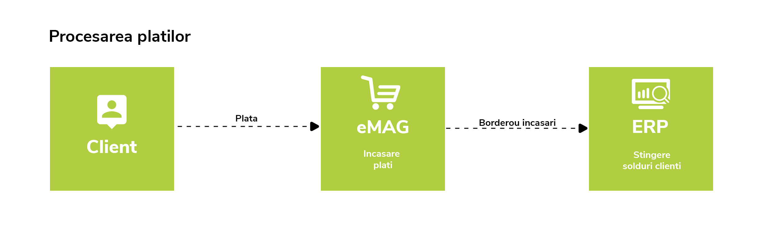 Sistem ERP integrat cu eMAG Marketplace pentru cresterea vanzarilor: Ce iti ofera si Cum functioneaza?