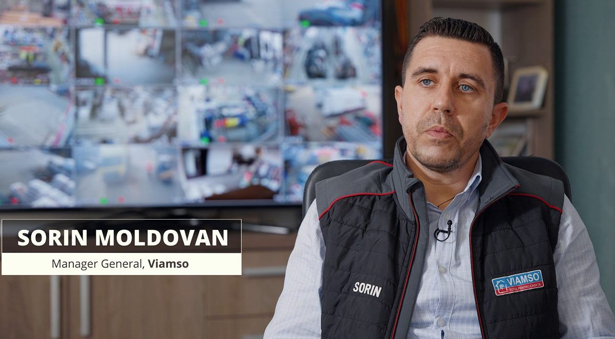 Studiu de caz VIDEO: Optimizarea proceselor de vanzari din cadrul retailerului Viamso
